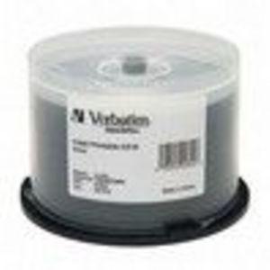 Verbatim (94892) 52x CD-R Storage Media (50 Pack)