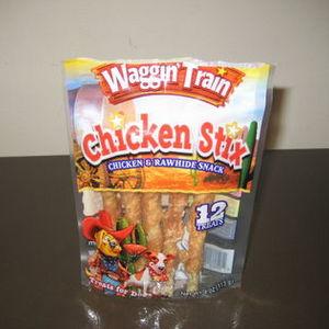 Waggin Train Chicken Stix