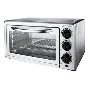 Euro-Pro 6-Slice Convection Toaster Oven TO36