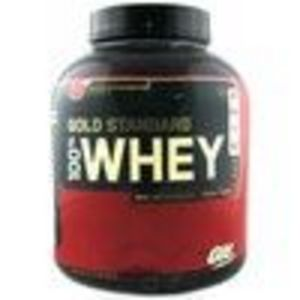 Optimum Nutrition - 100% Whey Gold Standard Protein Delicious Strawberry - 5 lb. (Optimum Nutrition)