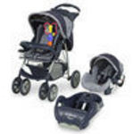 Graco Cirrus Lightweight 7456 Travel System Stroller