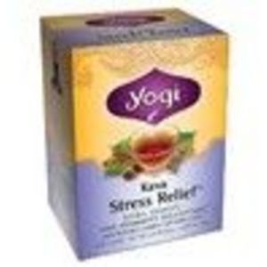 Yogi Tea Kava Stress Relief Tea