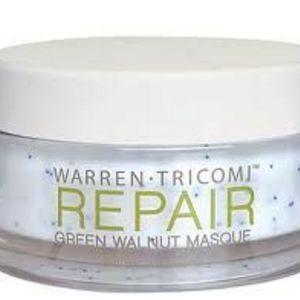 Warren Tricomi Repair Green Walnut Masque
