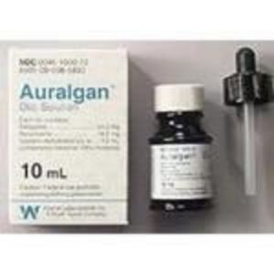 Auralgan Otic Solution