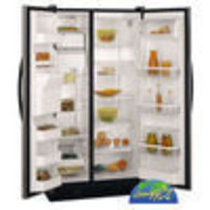 Whirlpool ED5FHEXMQ (25.3 cu. ft.) Side by Side Refrigerator