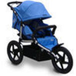 X-Tech Outdoors X3 Sport Single - Pacific Blue Standard Stroller