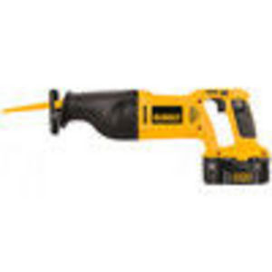 Dewalt Heavy-Duty 18V Cordless Reciprocating Saw Kit