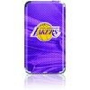 Skinit Protective Skin iPod Skin for iPod Touch and iPod 1G (NBA LA LAKERS)