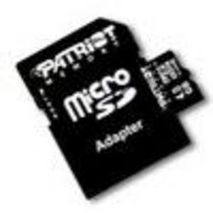 PDP Systems 4Gb Genuine Patriot Memory Card for NOKIA E51 Cell Phone (patriotp12513)