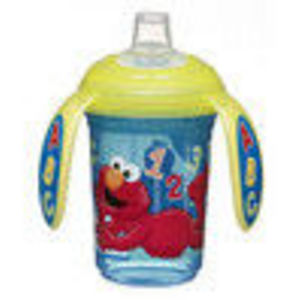 Munchkin Sesame Street Non-Insulated Trainer Cup, Multi, 7 Oz