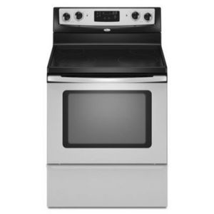 "Whirlpool 30"" Freestanding Electric Range WFE361LVS"