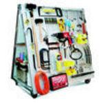 Triton DBC-4 DuraBoard Aluminum Mobile Tool Cart