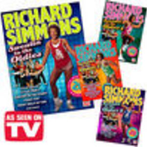 Richard Simmons Sweating To The Oldies