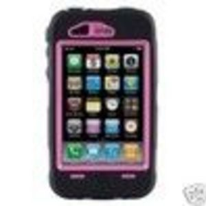 Apple - Otterbox Defender iPhone 3G 8GB 16 Hard Case Cell Phone