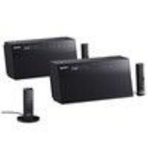 Sony ALT-SA32PC Wireless PC Audio - 2 Speakers, USB S-AIR Transmitter, Multi-Room Listening, 2 Remot... Speaker System