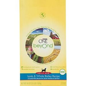 Purina One beyOnd Dog Food