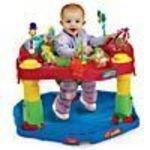 Evenflo ExerSaucer Delux Circus Learning Center