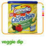 Gerber Graduates Lil' Crunchies Veggie Dip