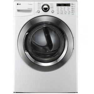 LG Large Capacity Electric Dryer