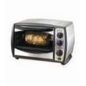 Euro-Pro K4245 1380 Watts Toaster Oven with Convection Cooking