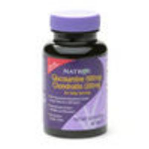 Natrol Glucosamine 1500mg Chondroitin 1200mg Tablets 60 ea (Natrol)