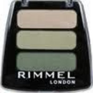 Rimmel London Colour Rush Trio Eye Shadow - Tempting