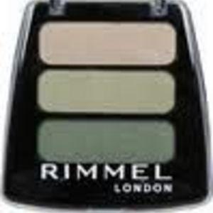 Rimmel London Colour Rush Trio Eye Shadow - Tempting