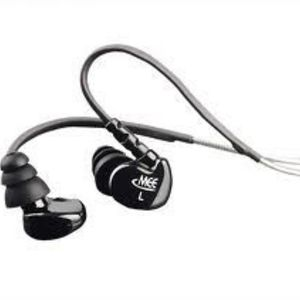 MEElectronics Stylish Sound-Isolating Sports In-Ear Premium Headphones