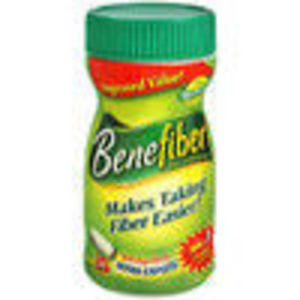 Novartis Benefiber Fiber Supplement Ultra Caplets 114ct