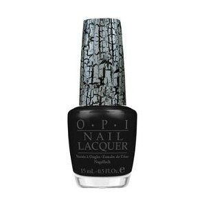 OPI Katy Perry Collection Nail Lacquer in Black Shatter