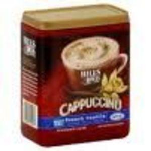 Hills Bros. Cappuccino Sugar Free French Vanilla