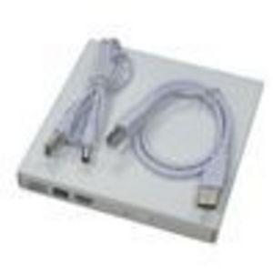 Hewlett Packard External Slim DVD±RW USB 2.0 for HP Mini Note 2133 DVI Burner
