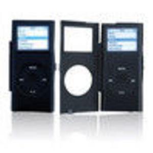 CTA Digital Black Hard Case (IP-H2CNBL) for iPod nano 2nd gene