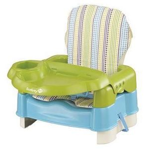 Safety 1st Deluxe Sit, Snack, & Go Booster Seat