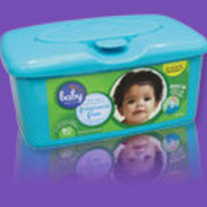 Baby Basics Scented Baby Wipes 240 count