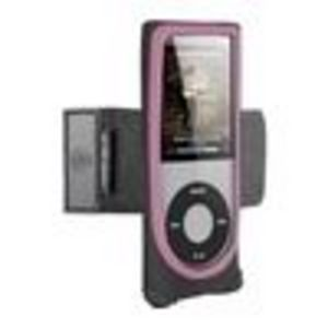 Digital Life Outfitters DLO - Philips Action Jacket with Adjustable Armband and Rotating Belt Clip, Arm Band for iPod Nano 5G (Black ...
