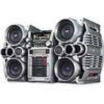 JVC HX-GX7 CD Audio Shelf System