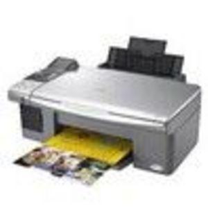 Epson Stylus DX6600 All-In-One InkJet Printer