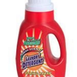 L.A. Totally Awesome Spring Fresh Scent Liquid Laundry Detergent