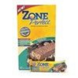 Zone Perfect Zoneperfect All Natural Nutrition Bar, Chocolate Mint, 1.76-Ounce Bars In 12-Count Boxes (Pack Of 2)