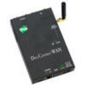 Digi Connect WAN 3G HSUPA - - cellular modem - Ethernet, Fast Ethernet - AT&T - external Router