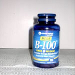 Vitamin World B-100 Timed Release