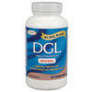 DGL - 100 tablets (Enzymatic Theraphy)