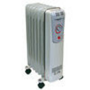 Comfort Zone CZ-7007 Oil Filled Electric Radiator Heater