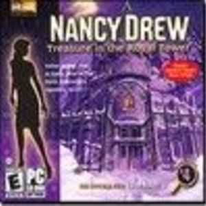 HER Interactive Nancy Drew Treasure in the Royal Tower Mystery 4 for PC (20049)