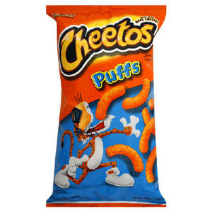 Cheetos - Puffs (original)
