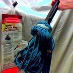 Rubbermaid Twist Action Mop