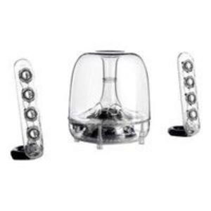 Harman Kardon Soundsticks III 2.1 Channel Multimedia Sound System Speaker System
