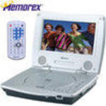 Memorex MVDP1077 Portable DVD Player with Screen