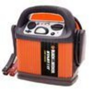 Black & Decker Jump Start System 300 Amp Instant Starting Power
